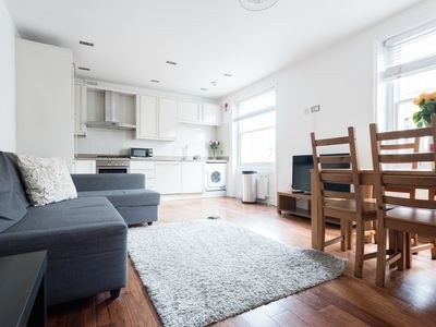 Photo for Flat 3 - Regents Park - 2 bed - Apartment for 6 people in London