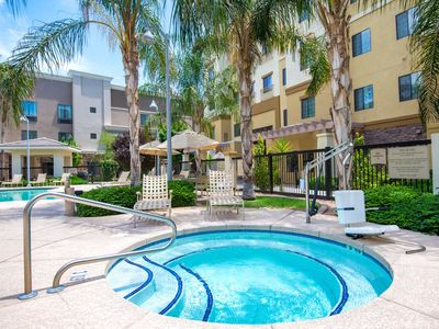 Photo for Modern Phoenix Suite + Walk to Gila River Arena | Heated Outdoor Pool