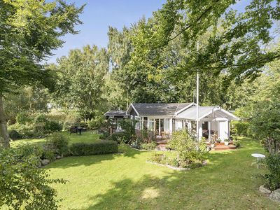 Photo for Modern cottage close to Norje seaside resort in scenic area