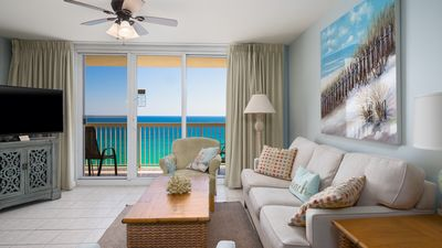 Beachfront/Gulf View/Watch the Dolphins & Stingrays from the Balcony