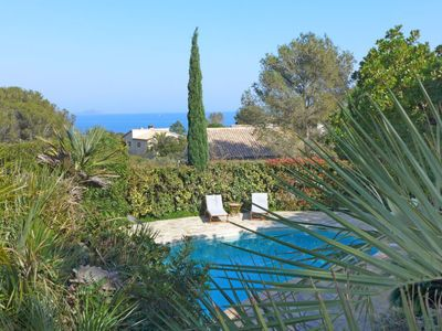Photo for Vacation home La Maison du Midi in Les Issambres - 6 persons, 3 bedrooms