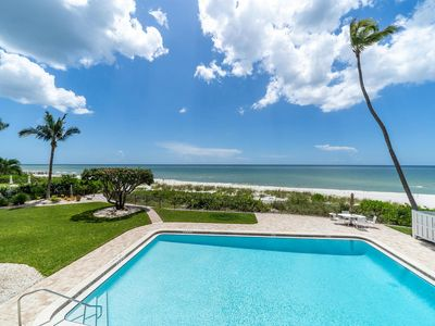 Photo for Two Bedroom Two Bath Direct Beachfront