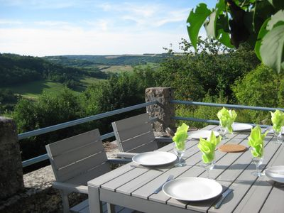Photo for BEAUTIFUL COTTAGE IN ONE OF THE MOST BEAUTIFUL VILLAGES IN FRANCE FLAVIGNY-SUR-OZERAIN