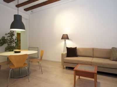 Photo for Apartment 105 m from the center of Barcelona with Internet, Air conditioning (992225)