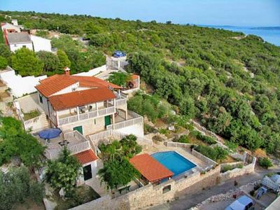 Photo for Seaside holiday villa Karmen with stunning view