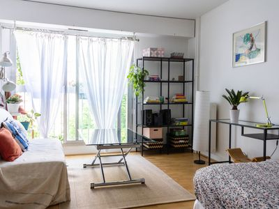 Photo for Cosy apartment close to Canal St Martin