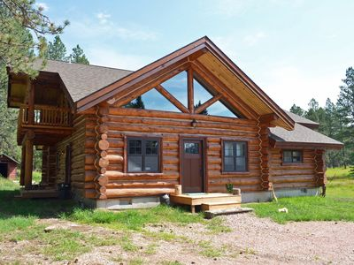 Photo for Brand New Cabin at Custer Park Entrance