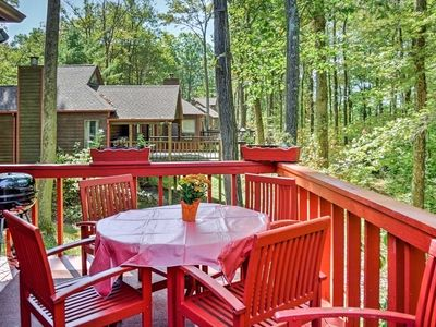 Photo for Laurel Highlands Condo - Near Ohiopyle State Park!