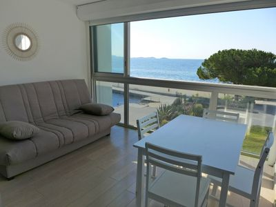 Photo for One bedroom Apartment, sleeps 4 in Bandol AOC with Pool, Air Con and WiFi