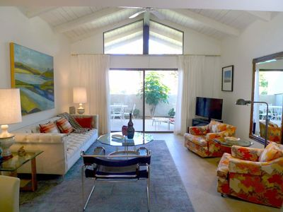 Photo for Gorgeous End Unit Palm Springs Condo Immaculate! 2/2 Single Level, Private