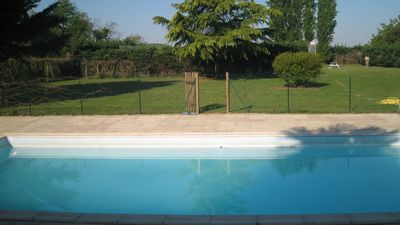 Photo for Private Pool and Private Tennis Court