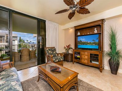 Photo for Modern Kihei Living! Kitchen, Laundry, Lanai, WiFi, AC, TVs+DVD–Kamaole Sands 8309