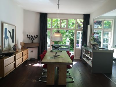 Photo for Stylish House With Big Sunny Garden Near To The Zuid-as And Cultural Highlights