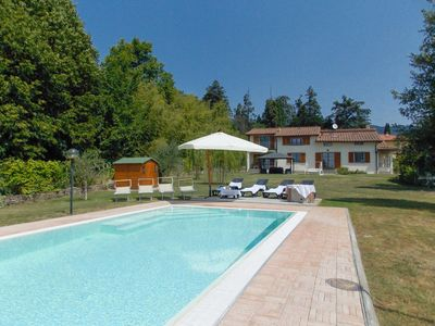 Photo for Villa Moderna: Large Private Pool, WiFi