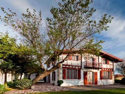 Photo for House / Villa - Bidart House with character,  garden with mountain view and sea view......