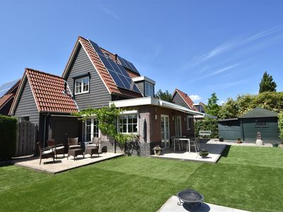 Photo for Enticing Holiday Home in Oude with Garden