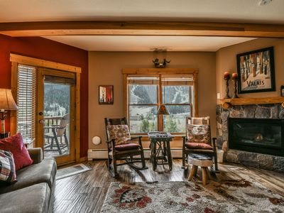 Photo for Tenderfoot Lodge 2673 - Mountain House in Keystone Resort Colorado