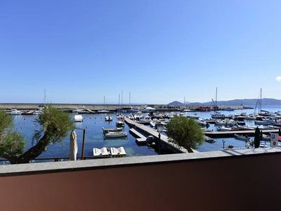 Photo for With view of the harbour - Apartment Torre