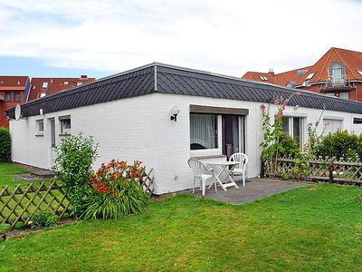 Photo for Apartment Rosengrund in Büsum - 2 persons, 1 bedrooms