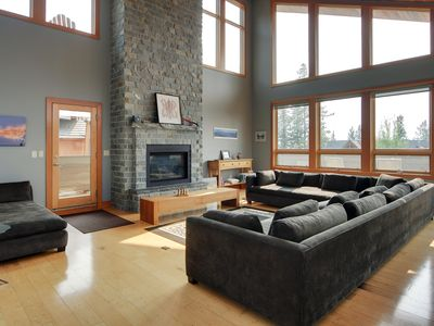 Photo for Rockies Rentals: Spectacular Home w/ Indoor Rock Climbing Wall; 4 bdrms/4.5 bath