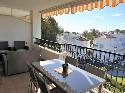 Photo for Gran Calahonda - Nice 2 bedroom & 2 bathroom apartment with sunny terrace - Only few minutes walk to the beach