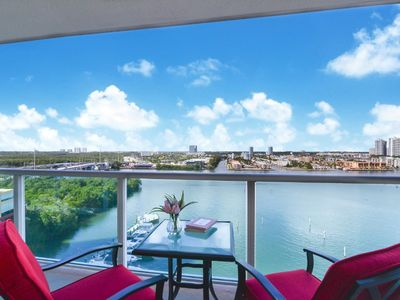 Photo for Welcome to a universe of sea, sky and waterway views – and sea side-city excitement