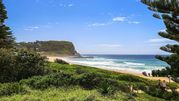 The View @ North Avoca - On the beach!