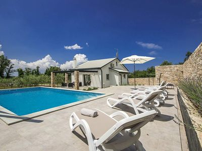 Photo for Holiday house Umag for 4 - 6 persons with 3 bedrooms - Villa