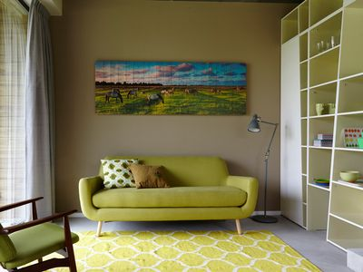 Photo for Special holiday home at Lauwersmeer and Wadden Sea