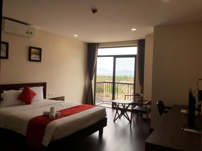 Photo for Deluxe Double room - Sea View