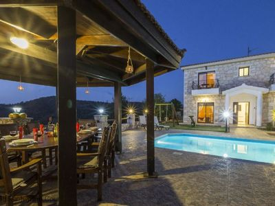Photo for Large Stone Built Villa/Modern & Luxurious Interior/Spectacular Setting