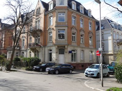 Photo for Art Nouveau building with nice equipped holiday apartments.