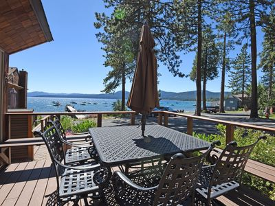 Photo for Brockway Townhome with Lake Views
