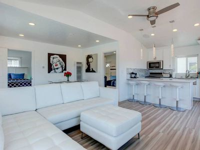 Photo for Stunning & Contemporary Beach Home with AC! #4