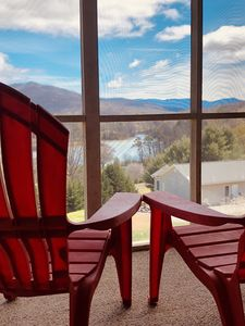 Photo for Cozy Cabin With Lake & Mtn Views, 1 Mile To Lake Access , Parks, Hikes, Town