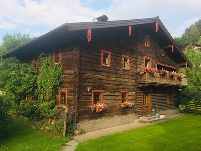 Photo for Wooden house - 400 years old - cosy and comfortable