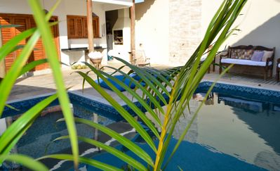 Photo for Beautiful house near the beach with pool, barbecue, hot tub