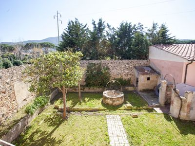 Photo for Tworooms Le Terme 2/4 Beds  immersed in an ancient garden