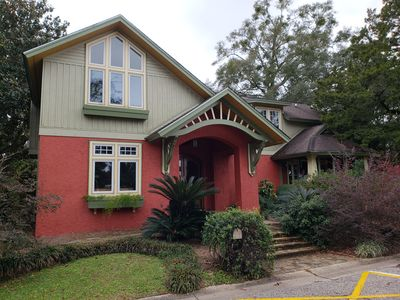 Photo for Historic Craftsman Style Home Located At The Edge Of Downtown Fairhope.