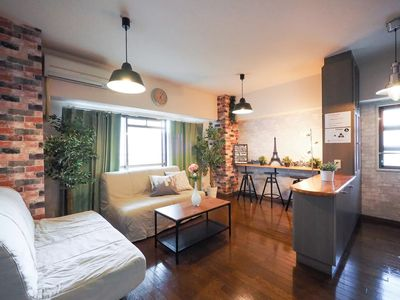 Photo for Dotonbori 5min Cozy Stay Apartment NGD
