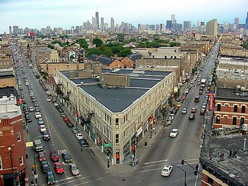 West Town, Chicago, IL, USA