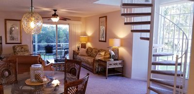 Photo for Serenity Cove-WATERFRONT townhouse on chain of lakes