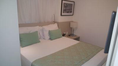 Photo for Flat Beach Class Advisor in Boa Viagem, furnished, hosts 4 people