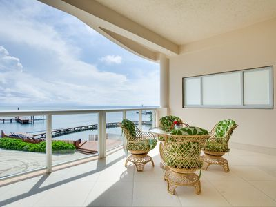 Photo for OCEAN FRONT! 2 BED/2.5 BATH - Sleeps 1-6! CONTACT FOR SPECIAL AUG 15- OCT 31