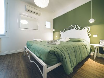 Photo for MODERN APARTMENT WITH AIR CONDITIONING IN THE ROOMS, WIFI, DISHWASHER