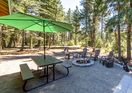 Ridgeview Lodge - VR 365 - Outdoor Fire Pit and Seating