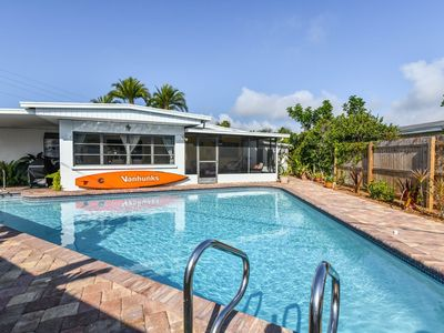 Photo for Spacious House, sleeps up to 10, Close To USA's Best Beach! Great Rates!