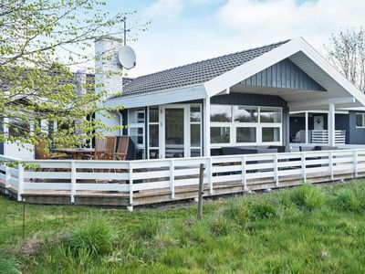 Photo for Lovely Holiday Home in Børkop with large meadow