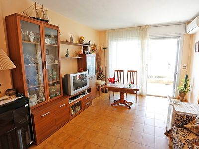 """Photo for Apartment right near the """"Playa de Vilafortuny"""" in Cambrils with Parking, Washing machine, Air conditioning, Garden (89207)"""