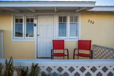 Come enjoy the good life at Pacific Street Cottages!